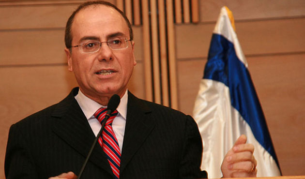 Israel's Shalom to lead talks with Palestinians