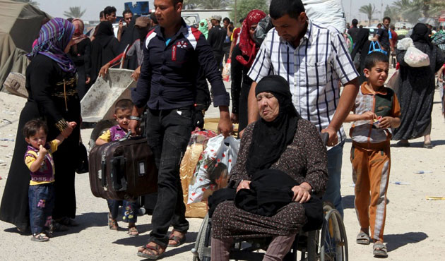 25,000 fled ISIL attack on Ramadi in Iraq