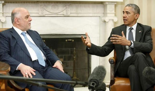 Obama meets with advisers on reaffirms support for Iraq