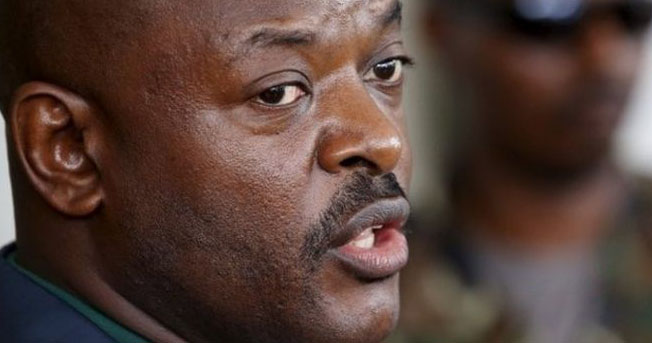 Burundi president faces emerging armed rebellion