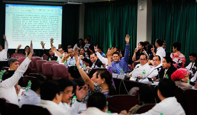 Philippines House Panel approves Bangsamoro law