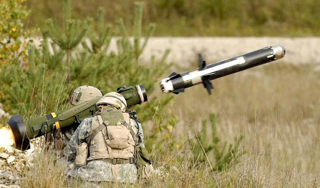 U.S to deliver anti-tank weapons to Iraq by June