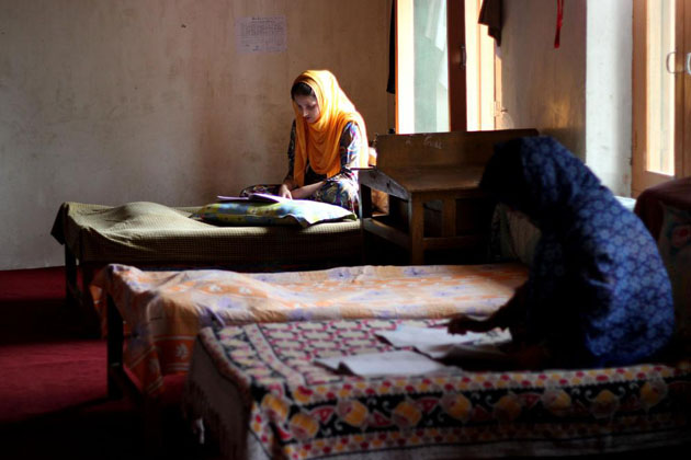 An uncertain future for Kashmir's orphaned girls