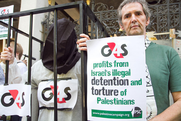 G4S boycott spreads from Europe to America