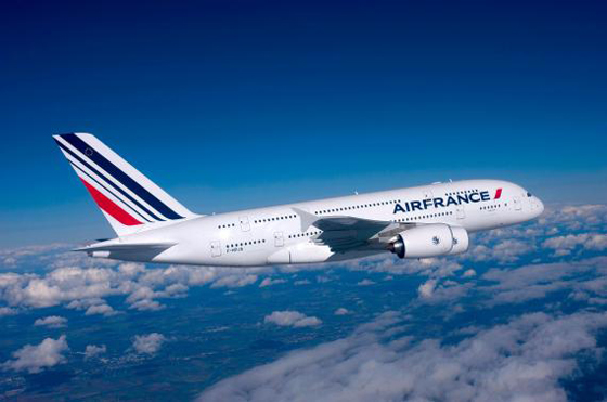 Air France flight to New York's JFK escorted after threat