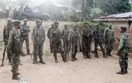 Tribal militia kidnap two priests in DR Congo