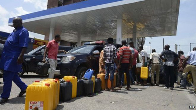 Nigerian marketers new deal will lift fuel in 6 hours‏