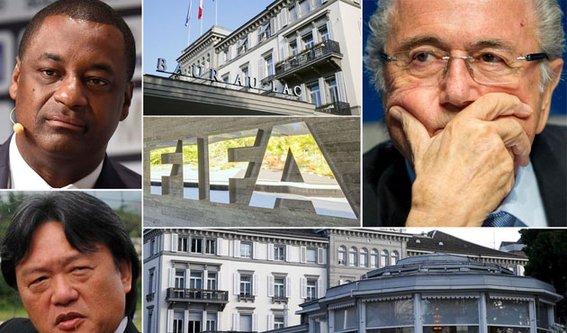 Swiss to investigate FIFA over 2018-2022 World Cup