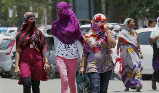 India cancelled doctors' leave for heatwave