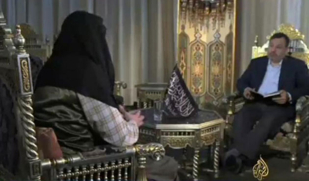 Leader of Nusra Front says aims to take Damascus