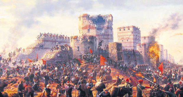 'Conquest of Istanbul one of the biggest victories'
