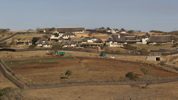 Zuma cleared of $23mn home-upgrade scandal
