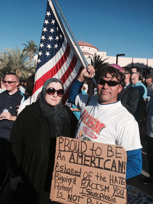 American-Islamic group responds to mosque protest