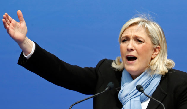 Le Pen to head European Nationalist meeting
