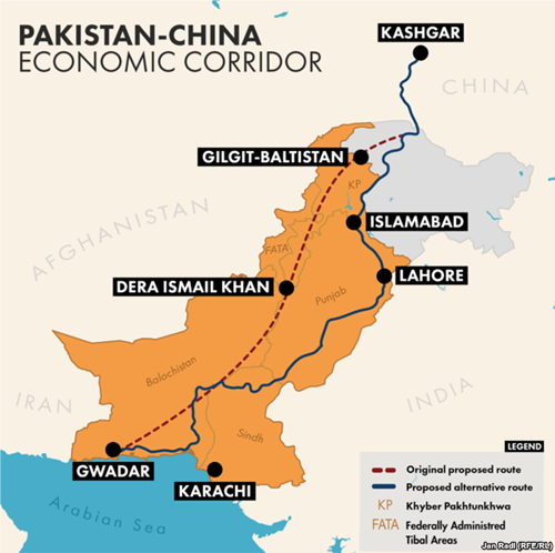 Modi: China-Pak corridor 'unacceptable'