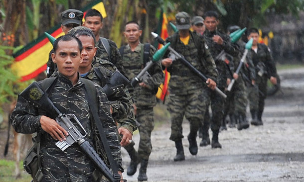 Philippines: MILF starts decommissioning of weapons