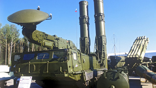 Russian state arms to supply Iran with S-300