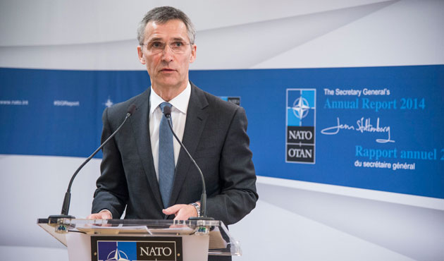 NATO warns Russia 'reduce E.Ukraine tension'