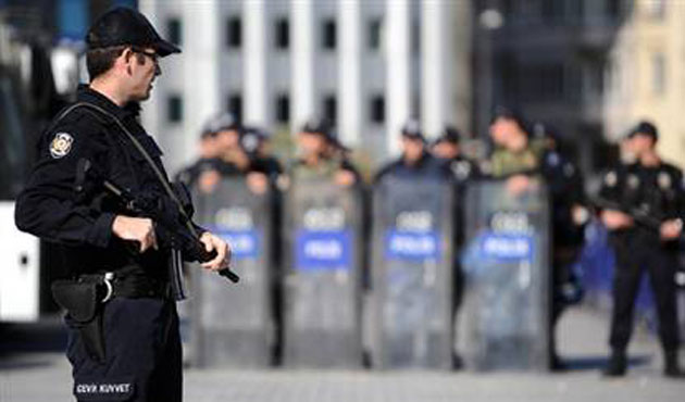 400,000 plus personnel to ensure polls security in Turkey