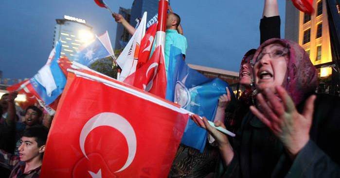 World media reacts to Turkish general election