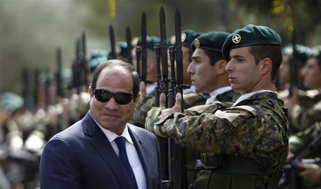 Egypt approves new anti-terror legislation