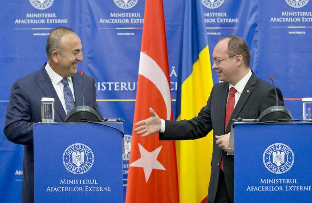 Romania backs Turkey's EU membership bid