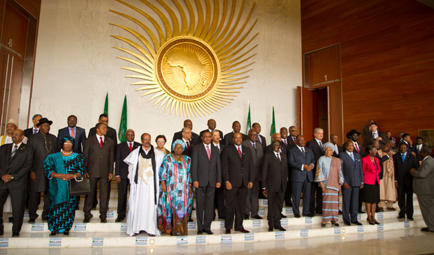Chad, Senegal and Kenya join battle to lead AU