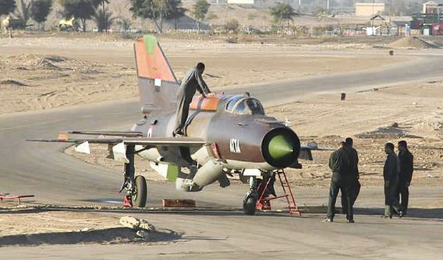Syrian oppositions capture air base in south