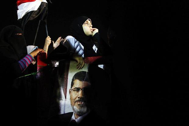 If Morsi did not make a 'mistake…'
