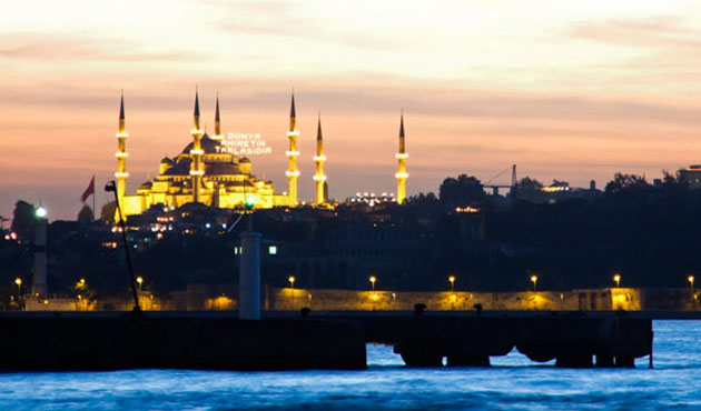 Istanbul gets ready for beauty of Ramadan