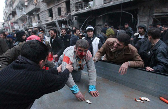 Online activist Avaaz asks Obama for Syria no-fly zone
