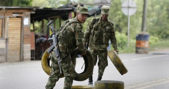 FARC pushes for progress in Colombia