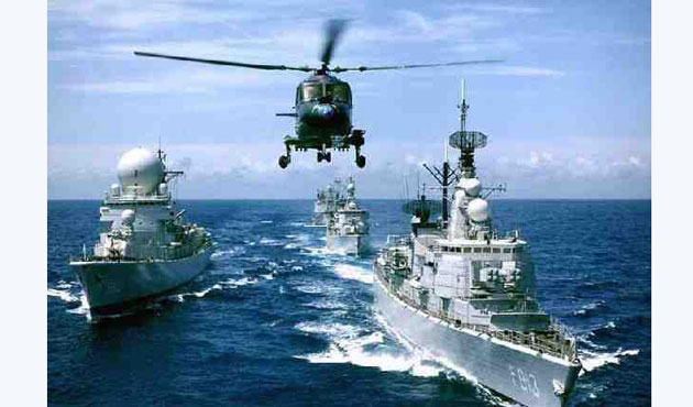 China, Russia to hold joint exercises in S China Sea