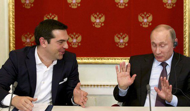 Russia could give financial aid to Greece