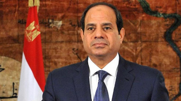 Egypt's Sisi meets with Greek FM in Cairo