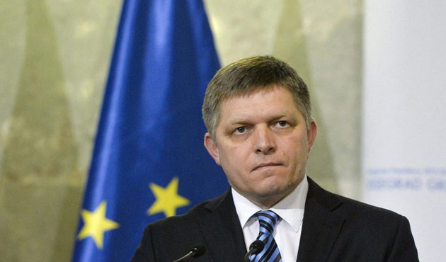 Slovak PM rejects 'dysfunctional' refugee solutions