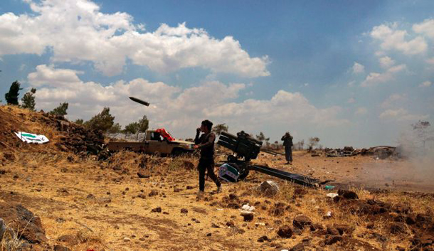 Assad's new policy: defend your village but not on frontline