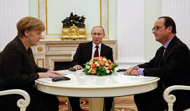 Putin warns Ukraine must stop shelling in E.Ukraine