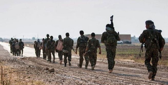 Syria Kurds seize Ain Issa after seizing ISIL base