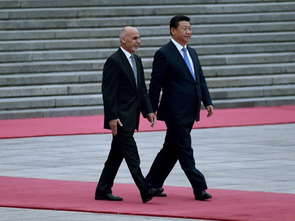 Afghanistan encourages China to invest in mining sector