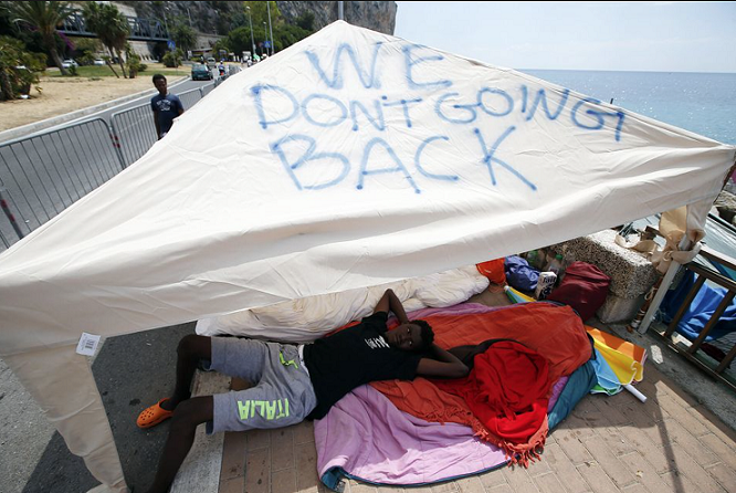 EU agreed on voluntary resettlement of migrants