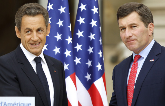 France summons US ambassador over spying report