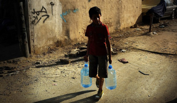 Refugees in S. Syria struggle to perform Ramadan fast