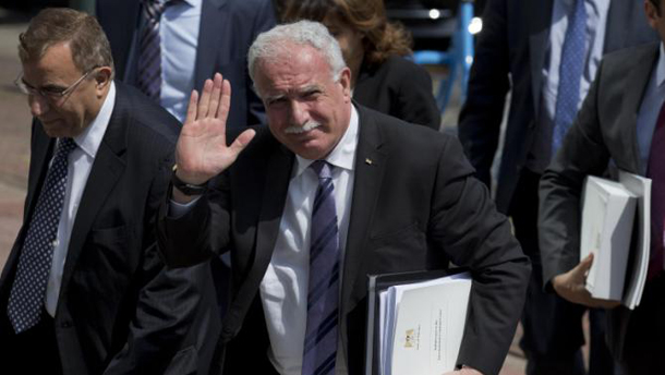 Palestine submits file to ICC on 'Israeli crimes'