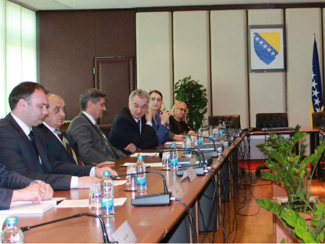 Bosnia's new deal with IMF in jeopardy