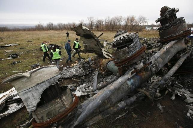 MH17 relatives mull new search in Ukraine for remains