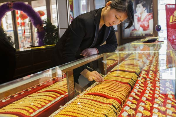 China plans to launch yuan gold fix by end of 2015
