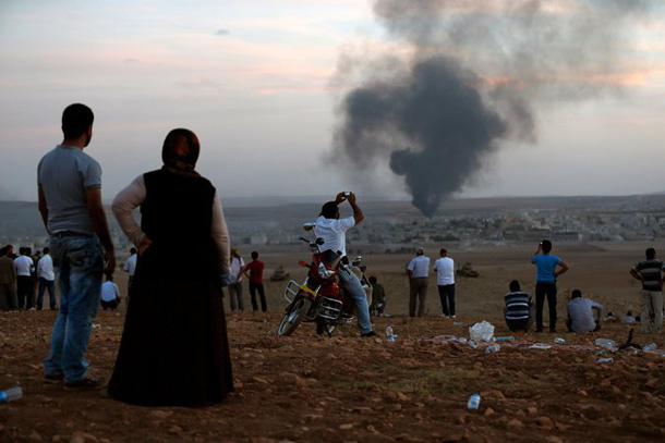 US rules out northern Syria buffer zone