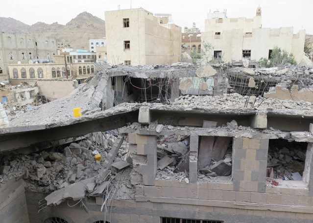 Amnesty report on Yemen: Coalition strikes incautiously