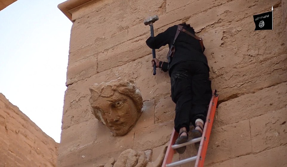 UNESCO concerned with ISIL 'cultural cleansing'